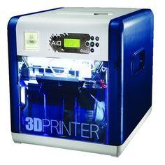 Da Vinci 10S AIO 3D Printer with built in 3D Scanner Printing | Maplin