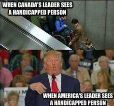Trump, a so-called president