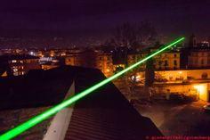 """Pistoia Capitale, l raggio laser: """""""