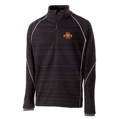 Men's Iowa State Cyclones Deviate Pullover, Size: Small, Grey (Charcoal)