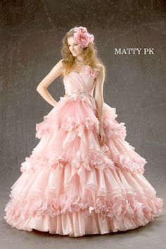 From the beautiful Princess Debbie . thanks sweetie. Pretty And Cute, Pretty In Pink, Beautiful Dresses, Nice Dresses, Different Shades Of Pink, Pink Princess, Lolita Dress, Aesthetic Clothes, Pink Dress