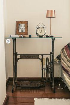 transformar antiga máquina de costura - Pesquisa Google