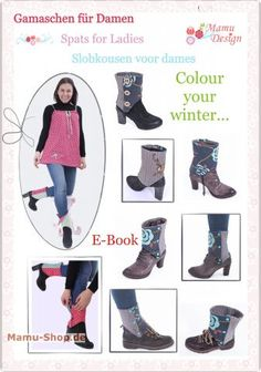 Boot covers - FREE Pattern