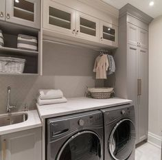 Amazing Laundry Closet Ideas To Save Space And Get Organized. Below are the Laundry Closet Ideas To Save Space And Get Organized. This article about Laundry Closet Ideas To Save  Laundry Room Layouts, Laundry Room Remodel, Basement Laundry, Farmhouse Laundry Room, Laundry Closet, Laundry Room Organization, Small Laundry, Laundry Room Design, Laundry Rooms