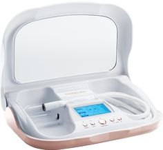 Compare all 3 Microdermabrasion Machines to see which is best for you - https://trophyskin.com/pages/compare-microderm-products MicrodermMD RejuvadermMD or MiniMD.  My favorite is MicrodermMD.  What is yours?