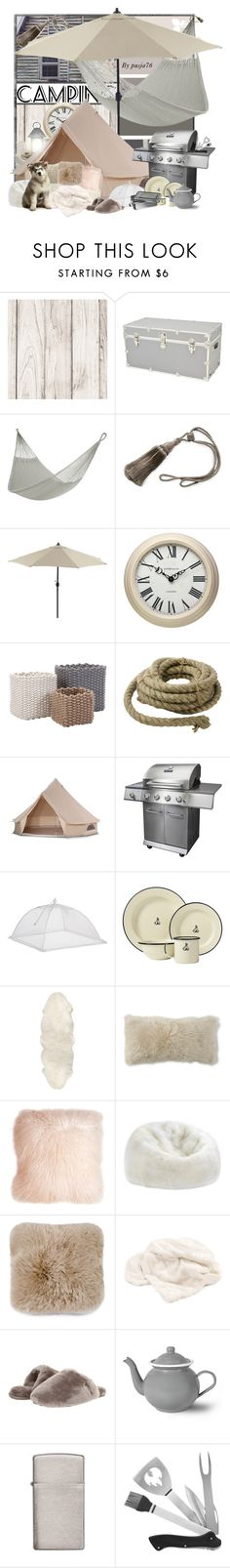 """Luxury camping in Denmark"" by pusja76 ❤ liked on Polyvore featuring interior, interiors, interior design, home, home decor, interior decorating, Yellow Leaf Hammocks, Croscill, Pier 1 Imports and HomArt"