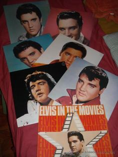 ELVIS PRESLEY GREATEST HITS 7 LP BOX Reader's digest con libreto la contraporta forma poster