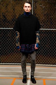 Robert Geller Fall/Winter 2015 Collection. Fall/Winter