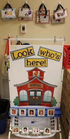 Elementary Organization: a december classroom tour.