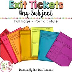 24 Exit Ticket Ideas Student Self Assessment, Formative Assessment, Paragraph Writing, Persuasive Writing, Writing Rubrics, Opinion Writing, Math Strategies, Instructional Strategies, Child Guidance