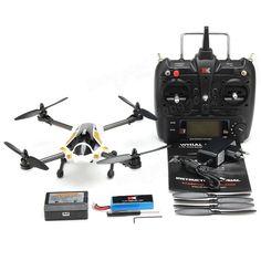XK X251 With Brushless Motor 3D 6G Mode RC Quadcopter RTF Sale - Banggood.com
