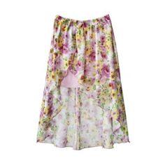 D-Signed Girls Woven Skirt