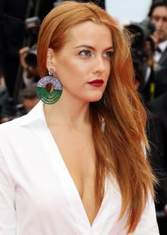 Celebrity Looks: Cheryl Cole & Riley Keough shine at Cannes Film Festival‏