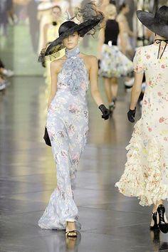 Ralph Lauren - Spring 2008 Ready-to-Wear