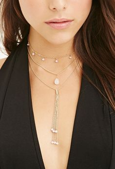 Accessories - Jewelry - Necklaces | WOMEN | Forever 21