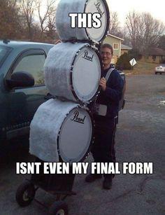 Drumline Problems