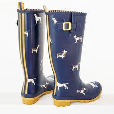 Bei herbstlichem Morgentau und Regentagen helfen nur süße Gummistiefel gegen nasse Füße | creme wien