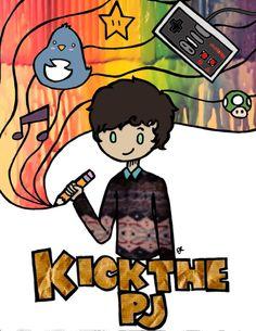 Kickthepj art!
