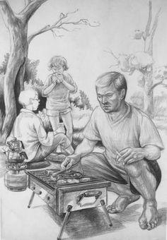 Güzel sanatlara hazırlık imgesel çizimi. Güzel sanatlara hazırlık imgesel çizimi. Realistic Pencil Drawings, Amazing Drawings, Pencil Art Drawings, Art Drawings Sketches, Human Figure Sketches, Figure Sketching, Figure Drawing, Painting & Drawing, Perspective Sketch