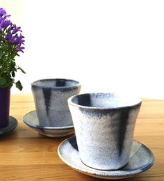 mecki allen ceramics - from slate to white