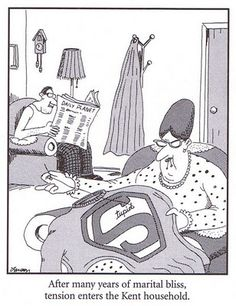 I miss The Far Side! Favorite comic strip ever!! At least I have the books so my girls can enjoy them :)