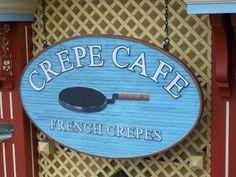 Best Crepes: Crepe Cafe in San Francisco