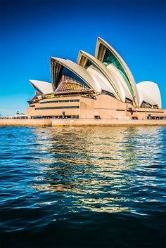 """Sydney, also known as """"the harbour city"""", offers glorious beaches, a laid-back lifestyle, exquisite dinning and exciting nightlife. The city is also home to the Sydney Opera House and the. Places Around The World, Oh The Places You'll Go, Travel Around The World, Places To Travel, Places To Visit, Around The Worlds, Beautiful Places In The World, Australia Photos, Australia Travel"""