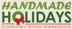 Clarksville Parks and Recreation now accepting Vendor Applications for Handmade Holidays Craft Fair