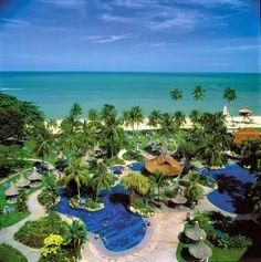 Shangri La's Golden Sands Resort Penang. It's been 2 years since I've been here!