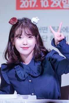 IU 171029 Gnal-n Showroom Party & Fansign Event Korean Celebrities, Beautiful Celebrities, Iu Gif, Iu Fashion, Happy B Day, Korean Actresses, Best Model, Perfect Woman, Her Music