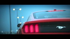 FORD- The Road Awaits : The New Ford Mustang Is Coming To Europe