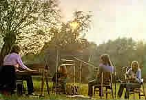 Quite digging Heron today, an early 70s acoustic band who only ever recorded 43 songs, all taped in a field.