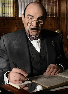David Suchethas Played Belgian Detective Poirot For 25 Years