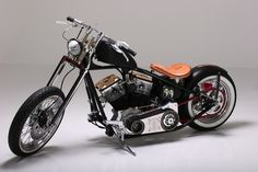 Harley Davidson choppers | ... skool, but a great look, bikes, choppers, harley davidson, motorcycles