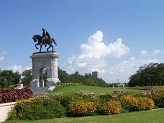 Hermann Park, Houston TX
