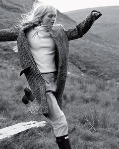The Inner Hebrides (Holiday Magazine) Josh Olins - Photographer Clare Richardson - Fashion Editor/Stylist