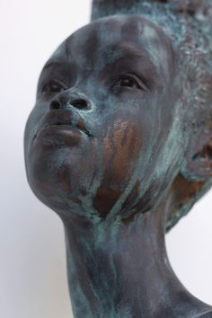 Stunningly Beautiful Sculpted Busts by Gosia - My Modern Metropolis