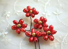 Elegantly red gifts etsypreneur  by Theresa Marx on Etsy