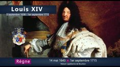 Louis XIV : les rois de France en 1 minute
