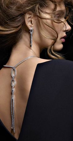Piaget Jewelry Campaign 2014