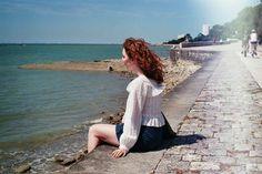 La Rochelle, France on 35mm film, by The Twins Wardrobe