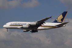 9V-SKP A380-841 Singapore Airlines