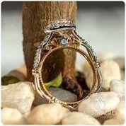 Verragio. No other words needed. Engagement Ring, Gemstone Rings, Gemstones, Jewelry, Fashion, Estate Engagement Ring, Moda, Cushion Cut, Jewlery