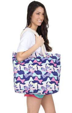 Beach Bag by Lauren James