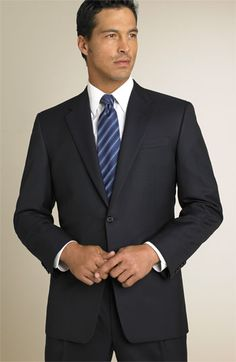 Free shipping and returns on Hickey Freeman 'Madison' Navy Loro Piana Wool Suit at Nordstrom.com. Italian Loro Piana wool gives an extremely fine, soft feel to an essential two-button suit, tailored by hand and finished with a luxurious lining.