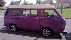 Violet metallic