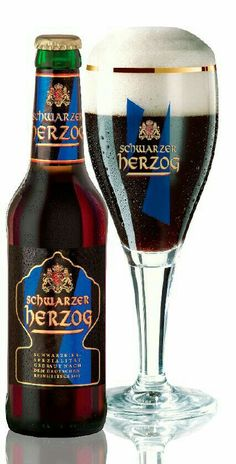 Dark Beer, Beers Of The World, Beer Brands, Beer Packaging, German Beer, Herzog, Beer Label, Wine And Beer, Best Beer