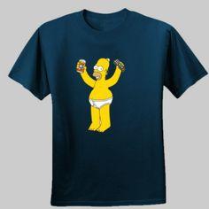 Camiseta simpsons 6 Disney, Mens Tops, T Shirt, Fashion, T Shirts, Clothing, Supreme T Shirt, Moda, Tee