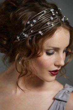 Christmas Style #hairstyle #etoiles