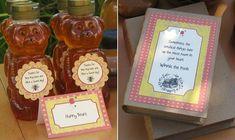 Honey Bears - cute favors for Teddy Bear Picnic